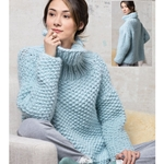 Seed Stitch Pullover