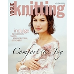 Vogue Knitting 2003 Holiday