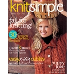 Knit Simple Fall 2006